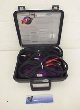 Monster Cable Z2 Reference 10' Audiophile Speaker Cables GREAT Fast Shipping