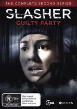 Slasher Season 2 - Guilty Party (DVD, 2-Disc Set) NEW