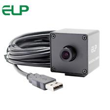 Webcamera with USB2.0 HD Mini UVC 13MP ELP USB Camera for Android Linux Windows