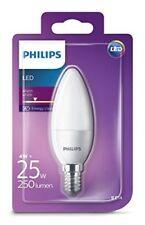 Bombillas de interior Philips vela sin anuncio de conjunto
