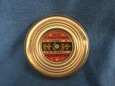 Vintage JACK ARMSTRONG Pedometer 1940's Wheaties Cereal Premium Hike O Meter USA