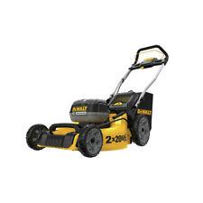 DEWALT 2X 20V MAX 3-in-1 Cordless Lawn Mower DCMW220P2R Recon