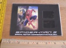 Spider-Man 3 Special Edition Film Cell on card LE movie