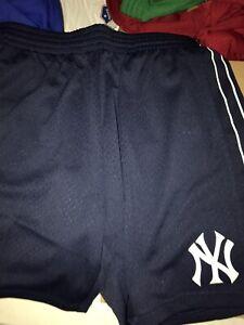 New York Yankees DNA Mitchell & Ness Swingman Shorts XL