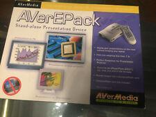 AVerMedia AVerEPack 300 Digital Slide Presenter TV & Projector Presentation NEW