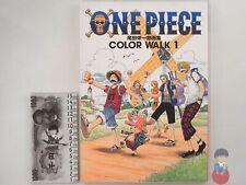Artbook - One Piece Color Walk Vol. 1