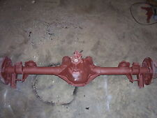12 BOLT 66-70 IMPALA,BISCAYNE REAREND REBUILT WITH NEW GEARS,BEARINGS, POSIAXLES