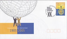 2005 Centenary of Rotary International (Gummed Stamp) FDC - Sydney NSW 2000 PMK