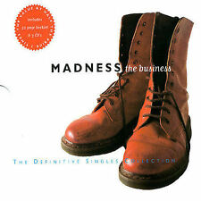 MADNESS - THE BUSINESS NEW CD
