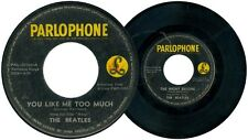 Philippines The BEATLES You Like Me Too Much 45 rpm Record