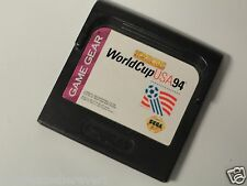 Sega Game Gear World Cup Soccer 94 USA for use with Sega Game Gear System