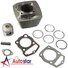 Piston Cylinder Engine Top End Rebuild Kits For Honda CB125S SL125 CL125S XL125