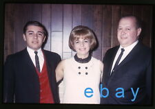 1960s Photo slide Beverly HIlls CA teen boy Lady and Man  Nicely dressed
