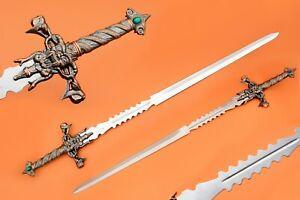 Beautiful Custom Stainless Steel Blade .001,Hunting Sword With Hilt Handle
