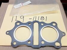 NOS OEM Yamaha XS360 1976-77 Head gasket 1L9-11181-00-00 Headgasket 1L9-11181