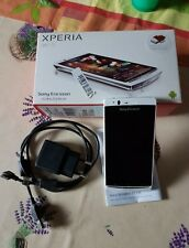 Sony Ericsson  Xperia Arc S LT18i - 1GB - Pur Weiß (Ohne Simlock) Smartphone