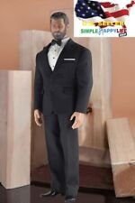 1/6 Men Black Classic suit Western-style for MUSCLE Body PHICEN M34 M35 ❶USA❶