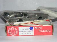 Mini Racing 0085 Porsche 956 L 1983 Le Mans #8 White Metal Kit 1/43