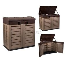Waterproof Plastic Chest Home Storage Boxes