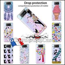 Etui housse coque Transparent Soft Case Asus Zenfone 7 ZS670KS / 7 Pro ZS671KS