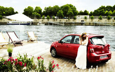 """NISSAN MICRA ELLE A4 POSTER GLOSS PRINT LAMINATED 11.7""""x7.3"""""""