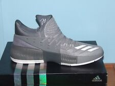 buy popular 8cdc9 6ee1f Adidas Dame 3 2017 BY3193 Men Basketball Shoes Gray Size 13.