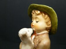 "Hummel W.Germany Porcelain 4 1/2"" H Lost Sheep Hum 68 2/0 Figurine1962 s 8160"