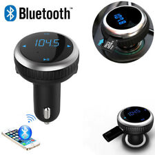 Mini Bluetooth FM Transmitter Auto MP3 USB KFZ SD AUX Freisprechanlage T59
