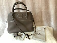 2c55a5a8bc48 Authentic Brand New Hermes Bolide 31 Bag in Taurillon Clemence colour Etoupe