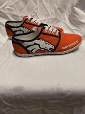 Denver Broncos Football NFL Official Licensed Bradford Exchange Sneaker Shoes 10