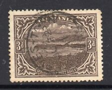 New listing Tasmania: 3d Pictorial Wmk Ca Sg253 Fine Used.