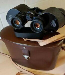 Carl Zeiss Jena Nobilem 12x50b Spezial Binoculars DDR, MC, T3M, Germany, Superb