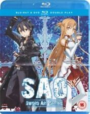 Animation & Anime Blu-ray Sword Art Online DVDs & Blu-rays