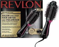 REVLON SALON One Step HAIR DRYER VOLUMISER Spazzola Asciugacapelli Volumizzante