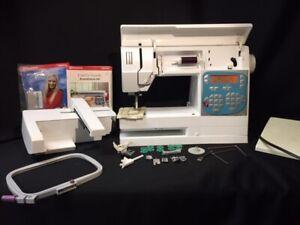 Husqvarna Viking Scandinavia 300 sewing & embroidery machine