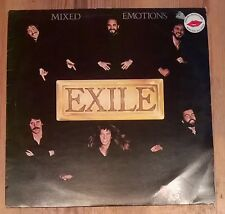 Exile ‎– Mixed Emotions Vinyl LP Album 33rpm 1978 RAK ‎SRAK 533