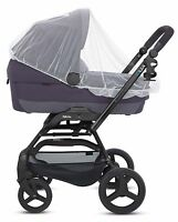 NEW White Mosquito Bugs Net Mesh Cover Baby Child Bassinet for Hauck Strollers