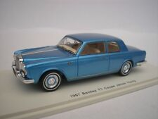 Bentley T1 Coupe James Young 1976 Blue Metallic 1/43 spark S3815 New