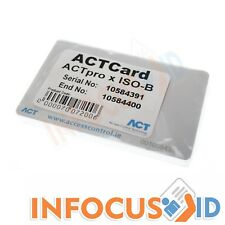 ACT Proximity ACTProx Iso-Prox B ID Cards RFID Pack of 10
