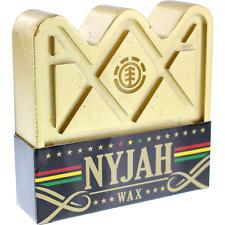 Element Skateboards Nyjah Crown Wax, Gold