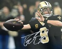DREW BREES Autographed Signed 8x10 Photo Saints REPRINT