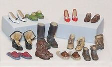 Plus Model Shoes Schuhe Diorama Resin Teile Parts Bausatz Kit 1:35 Art. 396