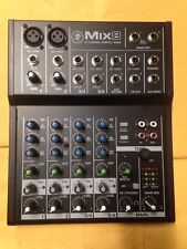 Mackie Mix8 Compact 8-channel Mixer