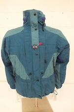 Helly Hansen Helly-Tech Green Waterproof Breathable Shell Jacket Men's XS GREAT