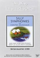 Silly Symphonies - Les contes musicaux [Edition Collector - 2 DVD] // DVD NEUF