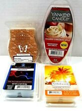 Lot of 4 Various Aromatic Wax Bars for Scentsy & Other Warmers New