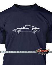 Matra Rene Bonnet DJet V VS Sports Car T-Shirt for Men - Multiple Colors & Sizes