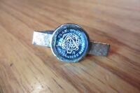 New York World's Fair Tie Clip Unisphere Globe Vintage 1964-65 vintage souvenir