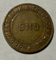 Old Kent Bank And Trust Parcoa Token BHO