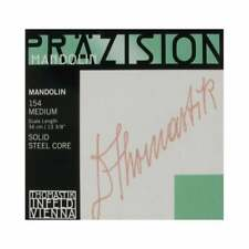 Thomastik-Infeld Precision Flat Wound Mandolin Strings, Loop End, Medium